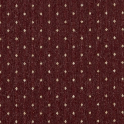 3612 Burgundy Dot
