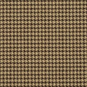 5857 Espresso Houndstooth