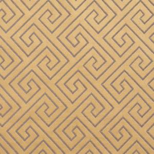 D176 Gold Greek Key