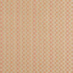 Y289 Coral Peach Check