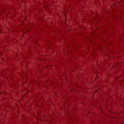 D1053 Garnet Swirl