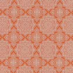 D1435 Tangerine Mandala