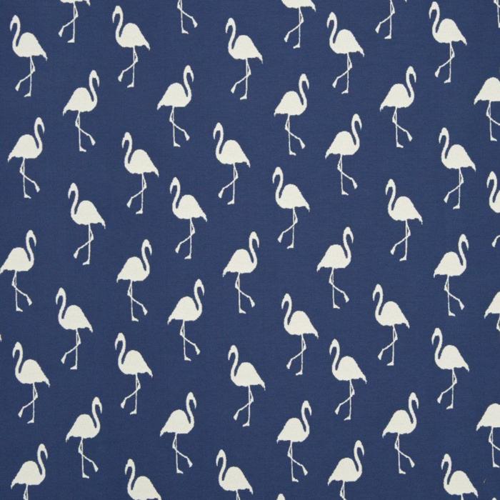 D1439 Indigo Flamingo