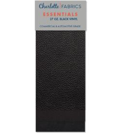 Black Vinyl Packet